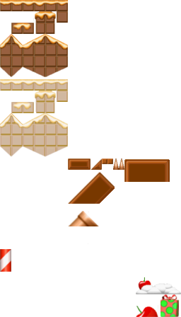 Ice Candy Tileset Png