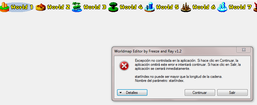 The nsmb hacking domain worldmap editor and all the information hmmm looks interesting but dont work for me i used usa rom and i exported overlay98n i opened with the editor and gumiabroncs Gallery