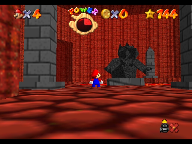 The NSMB Hacking Domain » Super Mario 64 - Rainbow Stars