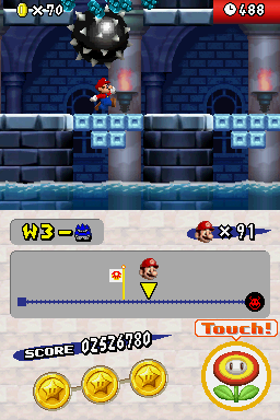 The NSMB Hacking Domain » New Super Mario Bros  U DS