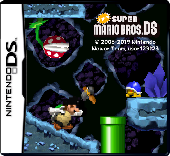The Nsmb Hacking Domain Beyond Super Mario Bros Ds