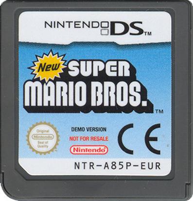 The NSMB Hacking Domain » New Super Mario Bros