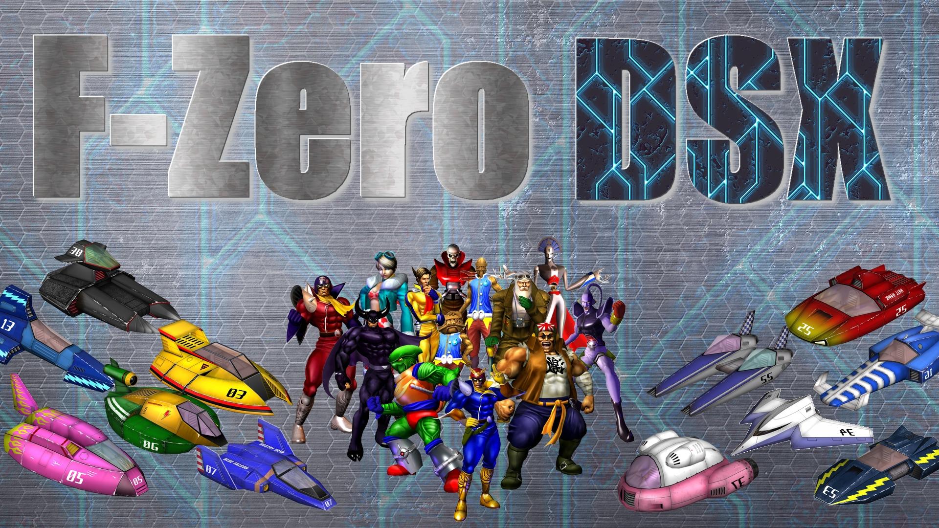f zero gx rom